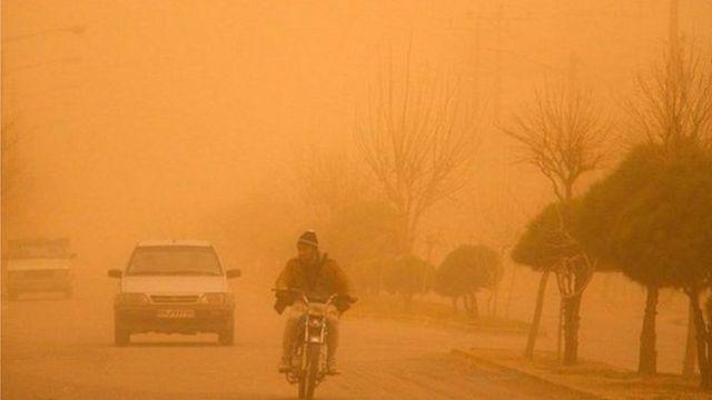 آلودگی اهواز