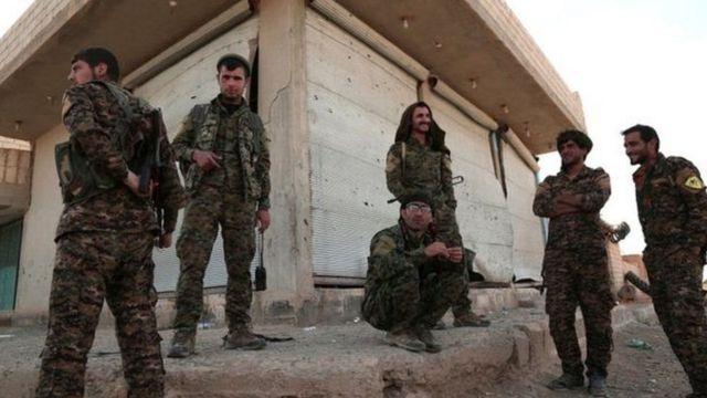 سوري ځواکونه