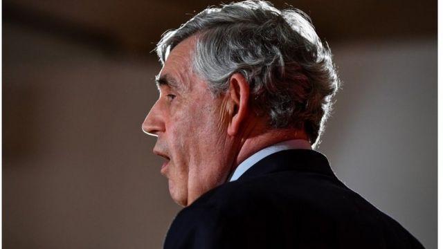 Brexit: Survival of UK in doubt, Gordon Brown warns