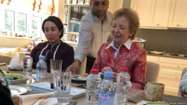 दुबई राजकन्या