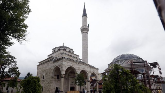 Ferhad Pasha mosque