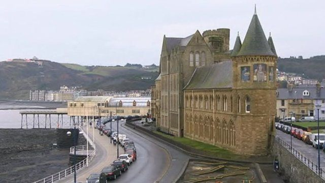 Aberystwyth's Old College