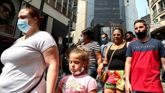 عدد وفيات كورونا في البرازيل يتجاوز 150 ألفاً