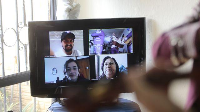 Videoconferencia de Zoom