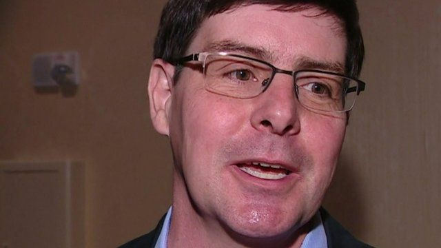 Gavin Andresen Bitcoin scientist Gavin Andresen backs founders claim BBC News