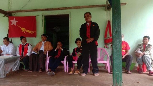 ဟိုပန်နဲ့ မက်မန်းက မဲဆန္ဒနယ် ၄ ခုမှာ NLD ဝင်ပြိုင်ဖို ရှိနေပါတယ်။