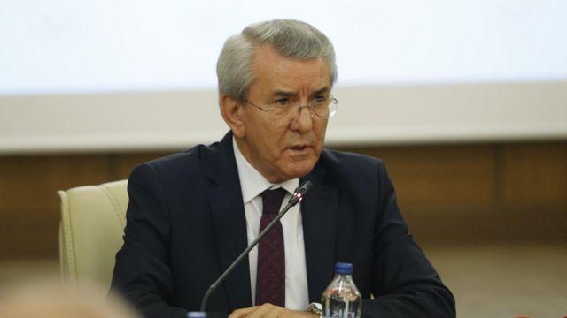 TÜRK-İŞ Genel Eğitim Sekreteri Nazmi Irgat