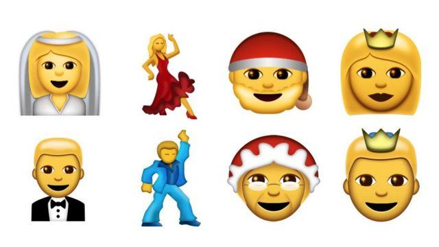 Pares de emojis
