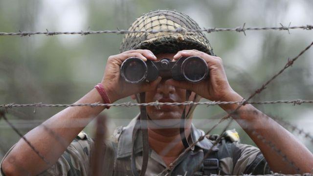 सैनिक की फाइल फोटो
