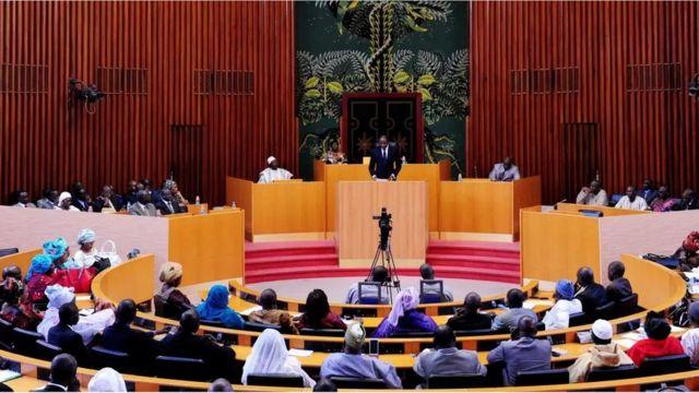 Assemblée nationale Sénégal
