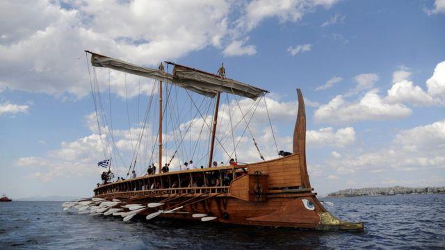 ग्रीक नौका