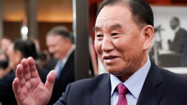Trump to meet North Korea's Kim Yong-chol at White House