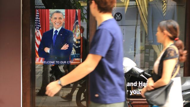 Vietnam hopes its voice is heard as Obama visits