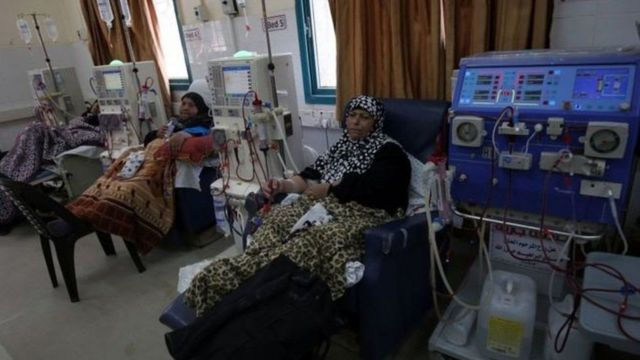 હોસ્પિટલમાં દાખલ મહિલાઓ