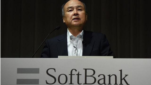 Softbank invests $1bn in space satellite startup OneWeb