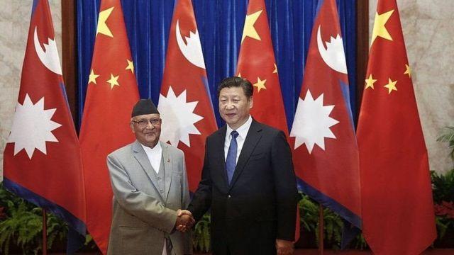 नेपाल-चीन