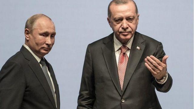 روابط پیچیده ترکیه و روسیه، آمیزهای از همکاریها و رقابتهاست
