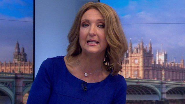 BBC's Victoria Derbyshire