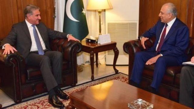 وزیر خارجه پاکستان تاکید کرده که کشورش نقش عمده در تسهیل گفتوگوها میان نمایندگان آمریکا به ریاست زلمی خلیلزاد و نمایندگان طالبان در دوحه داشته است