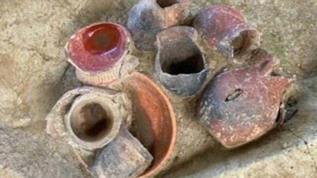 Из таких горшочков древние китайцы пили пиво еще 9 тыс. лет назад