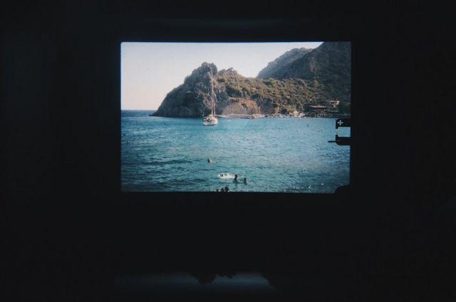 صورة بحر فيه قوارب