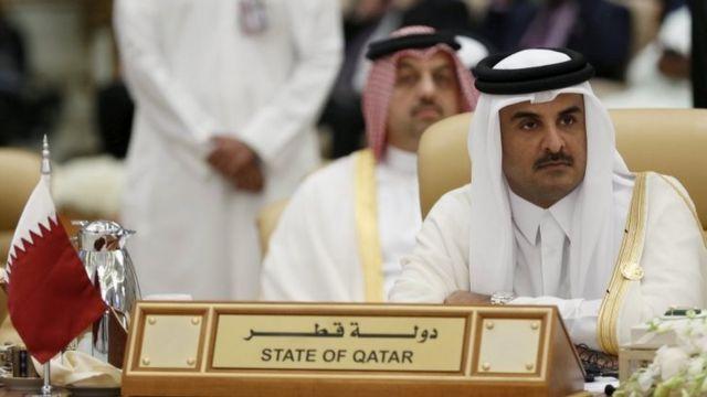 قطر کے امیر