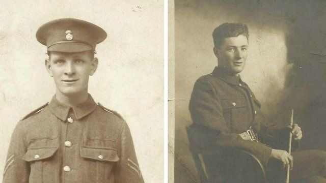 Edward and William Thomas