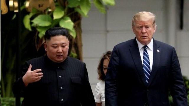 مذاکرات رهبران آمریکا و کره شمالی در ماه فوریه در ویتنام بی نتیجه پایان یافت