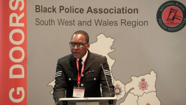 Black chief constable hope for Wiltshire Police's 'vindicated' officer