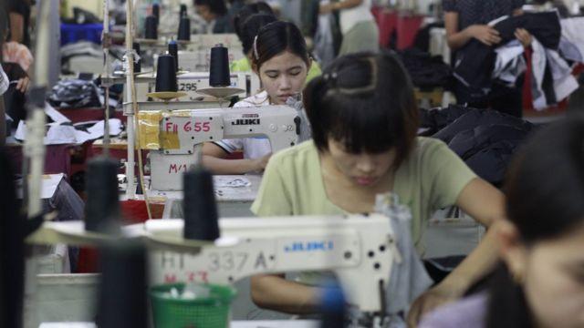 ကုန်သွယ်မှု အထူးအခွင့်အရေး (GSP) ကြောင့် အထည်ချုပ် လုပ်ငန်းတစ်ခုမှာပဲ လုပ်သားဦးရေက ၅ သိန်းဝန်းကျင် ရှိ