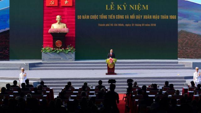 Lễ kỷ niệm 50 năm sự kiện Mậu Thân tại TPHCM ngày 31/1