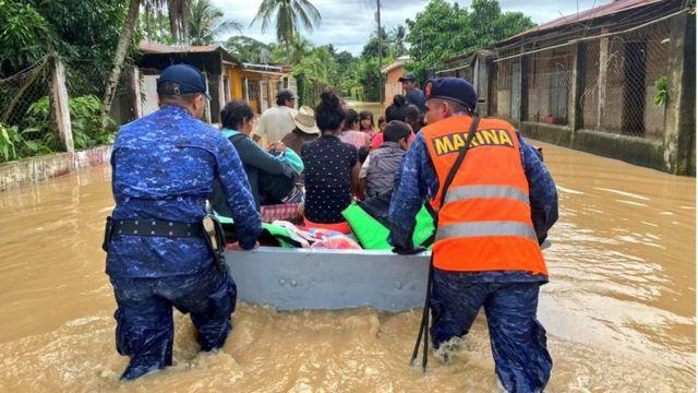 Rescate en Guatemala