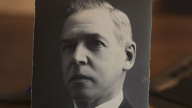 Charles Sydney Gibbes (Foto: cortesía de Charles Gibbes Paveliev)