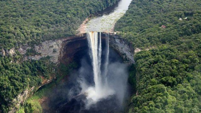 El Esequibo, el territorio que disputan Venezuela y Guyana desde hace más  de 50 años - BBC News Mundo