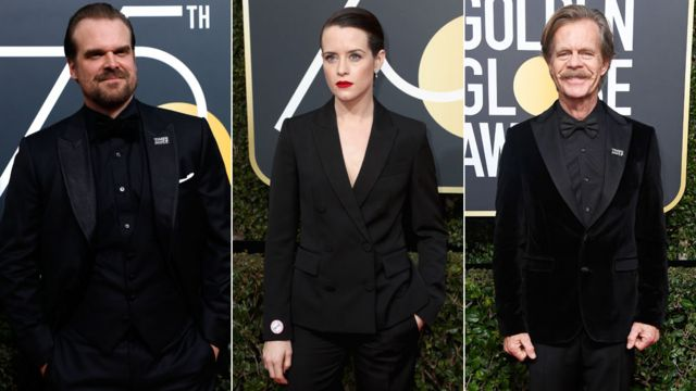 David Harbour, Claire Foy and William H Macy
