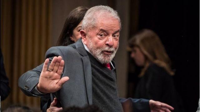 Lula, em foto de arquivo