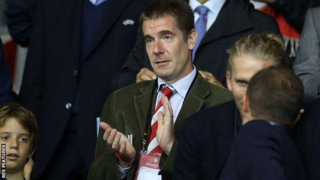 Matthew Benham: Brentford 'made mistake' with Marinus Dijkhuizen - BBC Sport