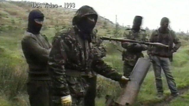 Miembros del IRA