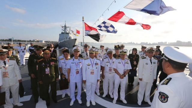 Biển Đông, Trung Quốc, ASEAN