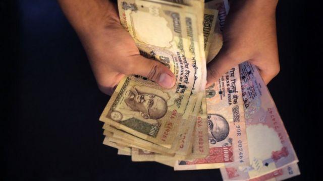 पांच सौ और हज़ार रुपए के नोट