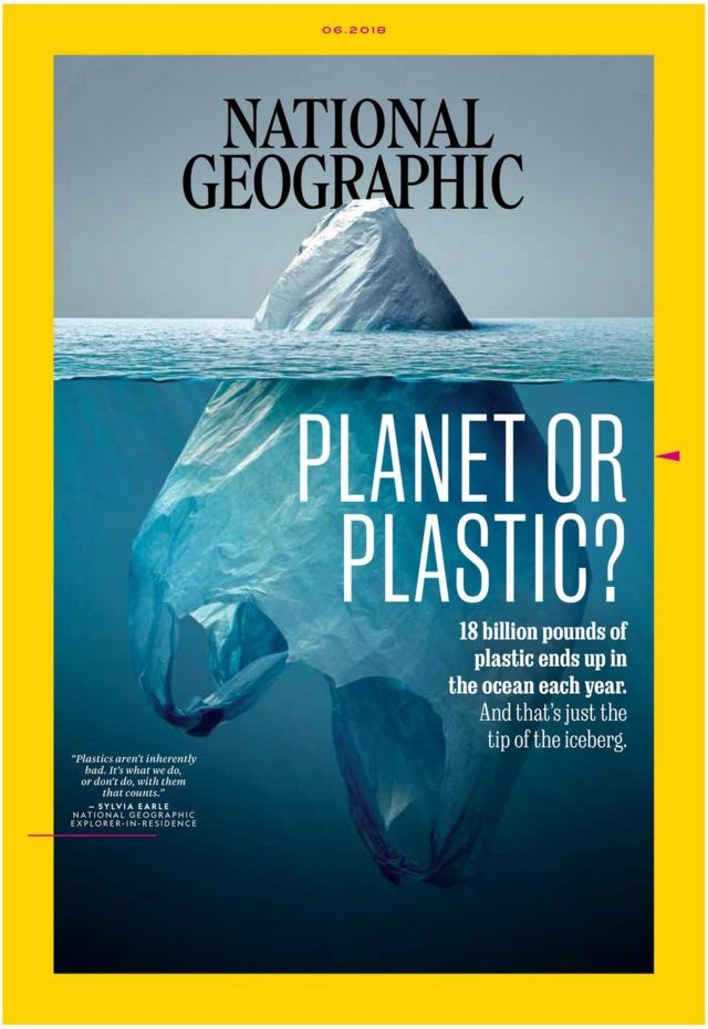 National Geographic June cover