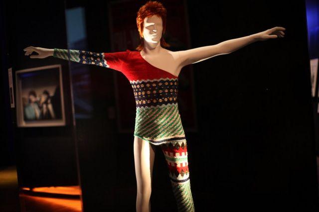 ジギー・スターダストの衣装