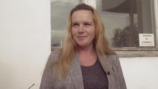 Marina Udgodskaya, eleita para administrar vilarejo na Rússia rural