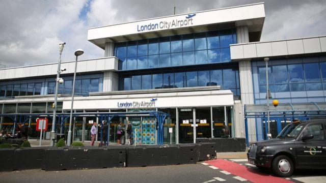 City London Airport