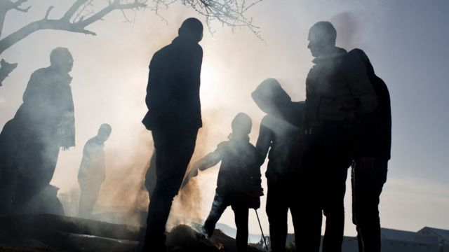 Migrant crisis: Russia and Syria 'weaponising' migration