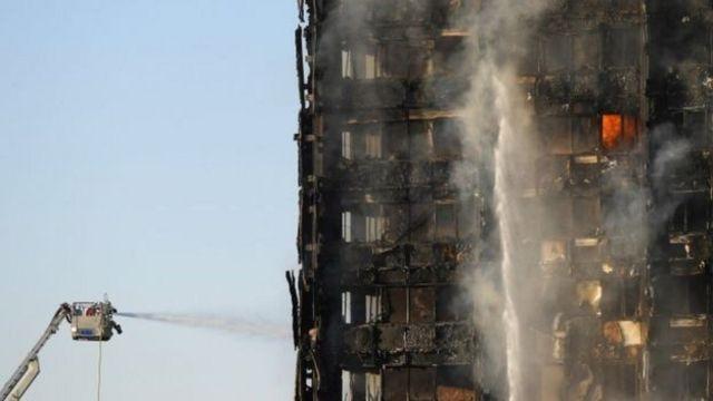 ไฟไหม้อาคารเกรนเฟลล์ ทาวเวอร์