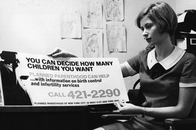 非営利団体「プランド・ペアレントフッド」(家族計画連盟)は全米で情報や避妊サービスを提供した