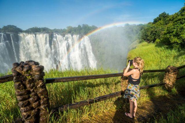 Водопад Виктория Фоллс