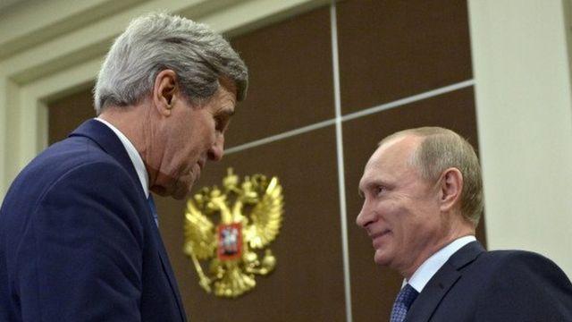 रूस और अमरीका