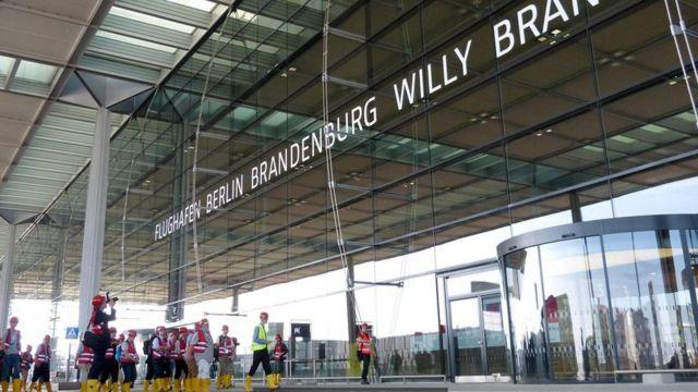 مطار برلين-براندنبورغ